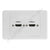 Clipsal AV Wall Plate with HDMI 1.4