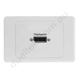 Clipsal Displayport Wall Plate