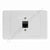 Clipsal 2000 Wall Plate with CAT6 Female