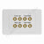 Clipsal AV Wall Plate Surround Sound Speaker