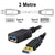 3M USB 3.0 Extension Cable CAB-USB3AMF-03