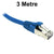 3M Blue CAT6A S/FTP RJ45 Patch Lead Dueltek CAT6A-03-BL