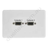 Clipsal Classic Wall Plate VGA