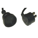 AUS/NZ Piggyback Extension Cord