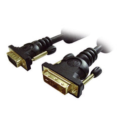 DVI-I to VGA Analogue Lead DVI-A-02
