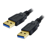 USB 3.0 Transfer Cable from Dueltek