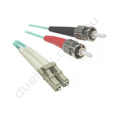 LC-ST OM3 Duplex Patch Lead