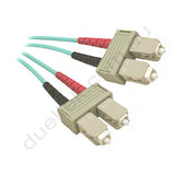 SC OM3 Duplex Patch Lead