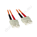 SC OM1 Duplex Patch Lead