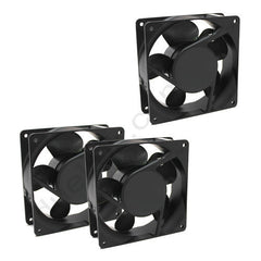 19 Inch Cabinet Rack Cooling Fans