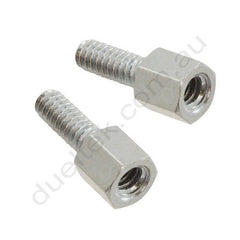 HEX Screws and Nuts for PC Cable