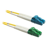 LC-LCA OS2 Duplex Fiber Optic Patch Lead