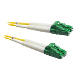 LCA OS2 Duplex Fiber Optic Patch Lead