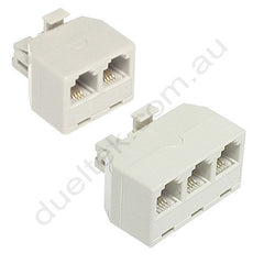 Telephone Modular Adaptors