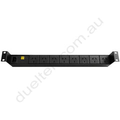 Recessed PDU Horizontal