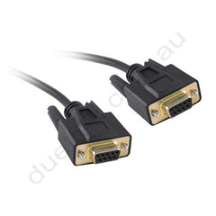 Null Modem Serial Lead