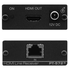 HDMI over Twisted Pair Receiver PT-572+
