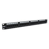 24 Port CAT6 UTP Patch Panel Trendnet TC-P24C6