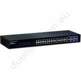 24 Port 10/100Mbps Web Smart Switch TEG-424WS