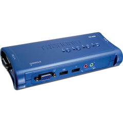 TK-409K 4-port KVM Switch Trendnet