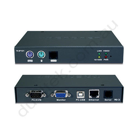 1 Port: TK-IP101