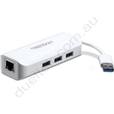 USB 3.0 to Gigabit Adapter USB Hub