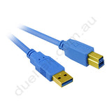 USB 3.0 Type-A to Type-B Lead