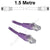 1.5M Purple CAT6 RJ45 Cable UTP6-1.5-PURPLE