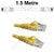 1.5M Yellow CAT6 RJ45 Cable UTP6-1.5-YE-L