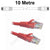 10M Red CAT6 RJ45 Cable UTP6-10-RE-L