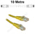 10M Yellow CAT6 RJ45 Cable UTP6-10-YE