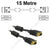 15M VGA Monitor Cable M/M VGA-15-MM