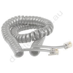 Telephone Coiled Handset Cord