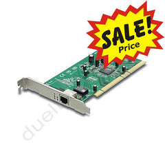 64 Bit Gigabit PCI Adapter Card