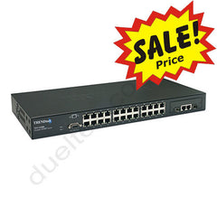 24-Port 10/100Mbps Layer 2 Switch