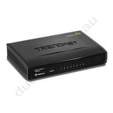 8 Port Gigabit GREENnet Switch TEG-S81g