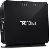 TRENDnet AC750 VDSL2 ADSL2+ Wireless Modem Router