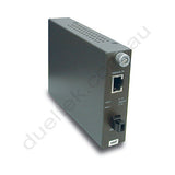 100Base-TX to 100Base-FX Multi-Mode MT-RJ Fiber Converter