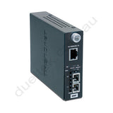 100Base-TX to 100Base-FX Multi-Mode SC Fiber Converter