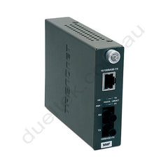 100Base-TX to 100Base-FX Multi-Mode ST Fibre Converter (2KM)