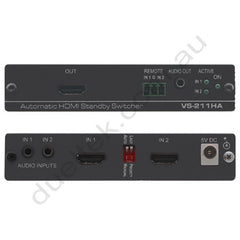 2x1 Automatic HDMI Standby Switcher
