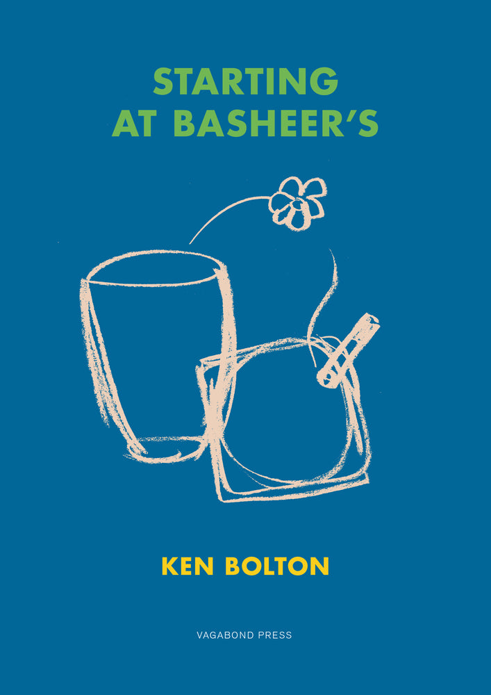 Load image into Gallery viewer, Ken Bolton, Starting at Basheer's