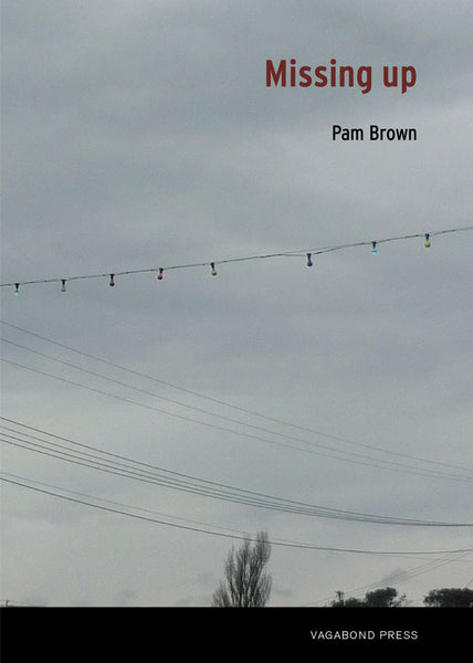 Pam Brown, <br>Missing up