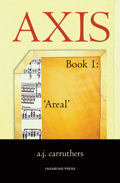 a.j.carruthers, Axis Book 1: 'Areal'