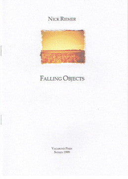 Nick Riemer, Falling Objects