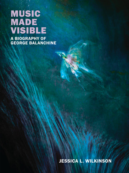 Jessica L.Wilkinson, Music Made Visible (Hardback - limited edition of 50 copies)