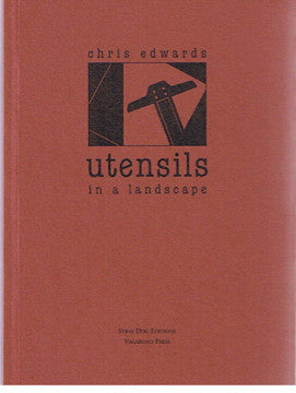 Chris Edwards, utensils in a landscape