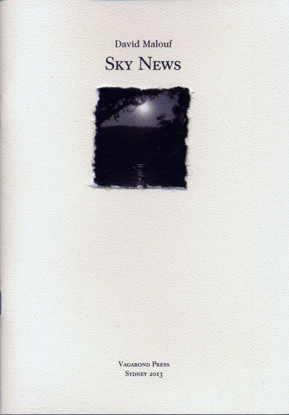 David Malouf, Sky News