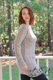 CINNAMON and SUGAR - Sweater Dress by Nyla and Noelle