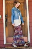 AURORA - Boho Print Palazzo Pants by Nyla and Noelle